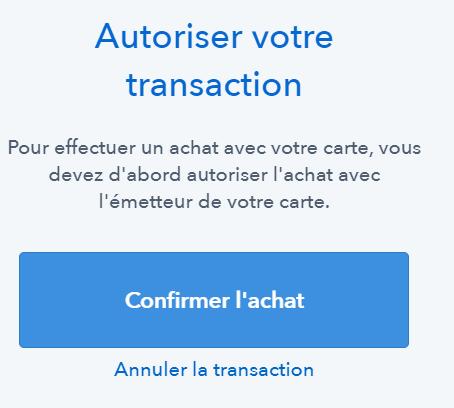 Autorisation achat de bitcoin sur coinbase